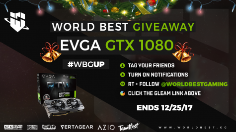 EVGA GTX 1080 Graphics Card Giveaway - Worlds Best Gaming