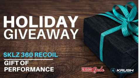 SKLZ Recoil 360 Resistance Trainer Giveaway - Krush Performance