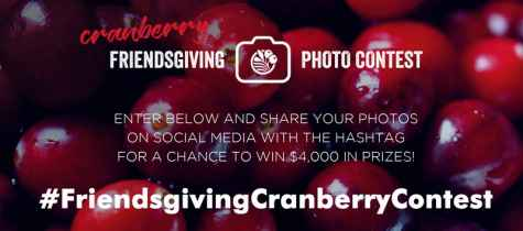 #FriendsgivingCranberry Contest - Cranberry USA