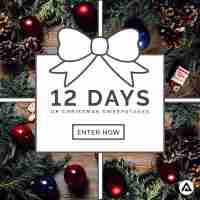Andorras 12 Days of Christmas Giveaway - Andorra