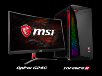 Infinite A Gaming PC from MSI - MSI