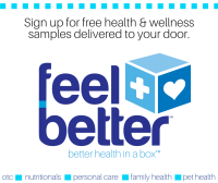 Feel Better – Giveaway - Feel Better