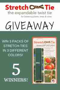 Stretchie Giveaway - Gardening Know How