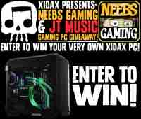 The Xidax Extreme Gaming PC Giveaway - Xidax