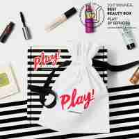 Enter to Win 1 Year Sephora Play Subscription Box - Sephora Play