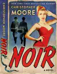 Christopher Moore Signed Novel Noir Giveaway - Nicky Blue