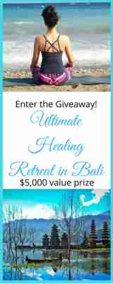 Ultimate Healing Retreat in Bali Indonesia all expenses paid – $5000 value! - Nomadic Vegan