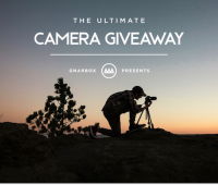 The Ultimate Camera Giveaway 2018 - Gnarbox
