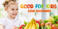 $250 Gift Card to Your Favorite Childrens Store - GOOD FOR KIDS