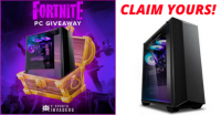 Win a Fortnite Sonic Radar DeepCool PC - Esportsinvaders