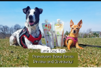 Primalvore Bone Broth For Dogs Giveaway - Little Dog Tips