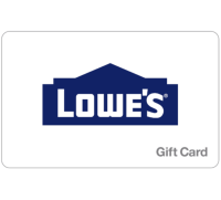 Win a $25 Lowes Gift Card from Lynne Jones Realtor - Lynne Jones, Realtor