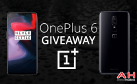 Win A OnePlus 6 Smartphone With AndroidHeadlines – International Giveaway - AndroidHeadlines