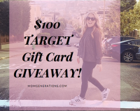 $100 Target Gift Card Giveaway 06/13 - Mom Generations