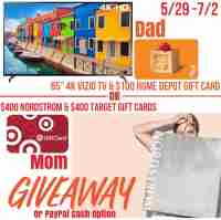 Dad & Mom Giveaway - Its Our Fab Fash Life