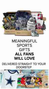 FANCHEST Licensed Sports Gear Gift Boxes US 6/13 {Thrifty Nifty Mommy Blog} - FANCHEST