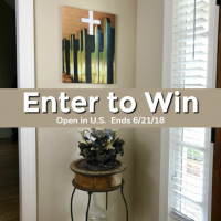 Win An 11 x 14 Canvas Print - Canvas On The Cheap
