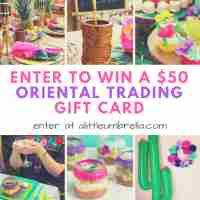$50 Oriental Trading Gift Card - Oriental Trading