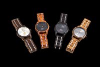 Win a Stainless Steel/Wooden Watch - Woodland Watch Company
