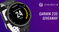 Garmin Forerunner 235 Giveaway - Crypto Disrupt