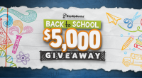 $5000 Back to School Giveaway - SignUpGenius