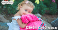 $250 Gift Card Giveaway - Bebe Bella Designs