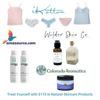 Natural skincare products safe for sensitive skin and the environment - iKotton