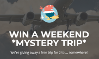 Win a mystery trip to North America - MyTravelNerd
