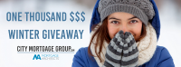 Win $1000 Cash money - CityMortgageGroup