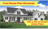 Free House Plan Giveaway - The Plan Collection