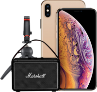 iPhone XS Max or Marshall Bluetooth Speaker Giveaway - VideoProc