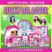 Lucky LOL Lover Giveaway - LOL Surprise