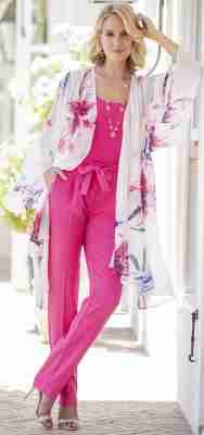 Win a Floral Kimono from Damart - Sixtyplusurfers
