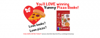 Free Pizza! Win Free Books! - MotherButterfly Books