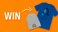 WIN a Jon Snow T-Shirt and Hat Bundle! - Serioholics