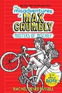 Misadventures of Max Crumbly Book and $50 Target Gift Card Giveaway - Mommyhood Chronicles