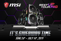 Beef Up Your Rig x Enjoy Your Game With MSI ! - MSI