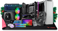 Win TEAMGROUP Christmas GAMING PC - TeamGroup