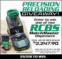 Win 1 of 2x RCBS MatchMaster Digital Powder Scales & Dispensers worth $2247 - MidwayUSA