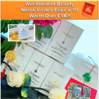 Win World of Beauty Neroli Vivace Elixir x 10 Worth Over €1K!! - World of Beauty