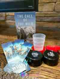 """The Call of the Wild"" Prize Pack US 2/28 - Enzasbargains"