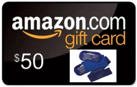 Enter for Free to Win $50 Amazon Gift Card! and Medvice Hot/Cold Pack - Medvice