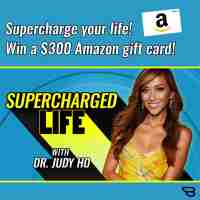 Win a $300 Amazon Gift Card -  Dr. Judy Ho