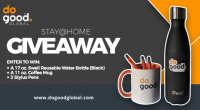 doGood Global: STAY@HOME GIVEAWAY - doGood Global