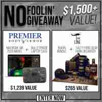 Win Apple Macbook Air 2020 and more - Premier Body Armor