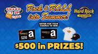 Rock & ROLL into Summer Giveaway! - SHAKE IT UP! Dice Poker