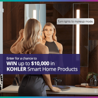 Reimagine the Possibilities with KOHLER Smart Home Products Contest - Kohler Canada Co.