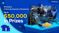 Win Gaming PC 1 Bitcoin and more - Phemex