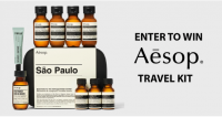 Aesop - Win An Aesop Travel Kit - Aesop