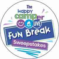 The Happy Camper Live Fun Break Sweepstakes - Happy Camper Live / Camp X, LLC